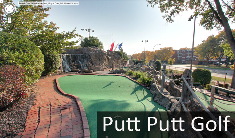 Royal Oak Adventure Golf